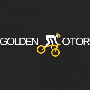 golden motor logo